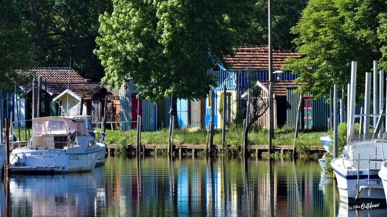 Delta de leyre village